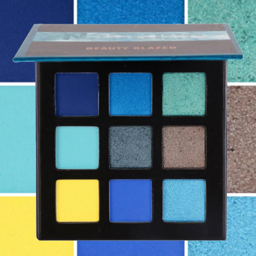 RB - Neptune Shaded Eyeshadow Palette