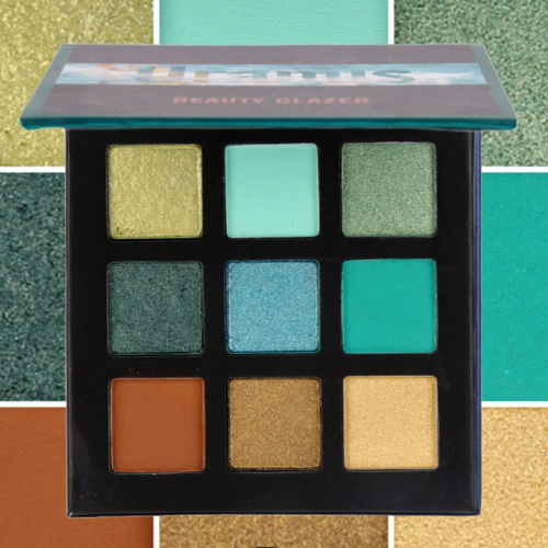 RB - Uranus Shaded Eyeshadow Palette