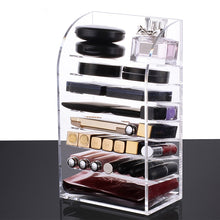 Load image into Gallery viewer, MILANO MAKEUP STORAGE TOWER (3, 5 OR 8 LAYERS)