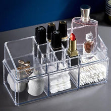 Load image into Gallery viewer, AISH DOUBLE LAYER MAKEUP ORGANIZER
