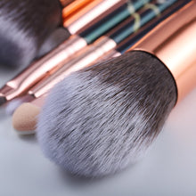 Load image into Gallery viewer, Racssy Beauty Luxe XM Professional Makeup Brushes ( Set of 10 )