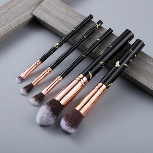 Racssy Beauty Luxe Professional Makeup Brushes ( Set of 5 )