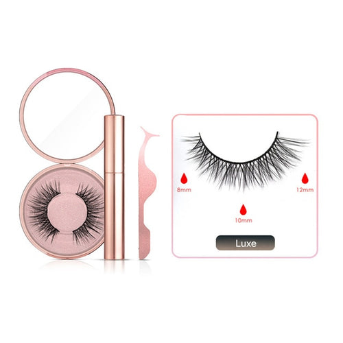 Rane Magnetic Eyelashes & Tweezer Set (Combo Offer)