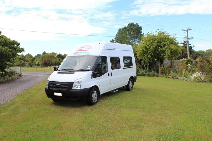2+1 Berth Ford Transit Campervan
