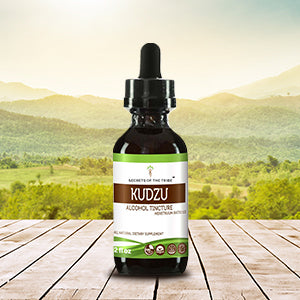 Kudzu Tincture Extract, Organic Pueraria Lobata May Help Reduce Menopausal Symptoms - secretsofthetribe
