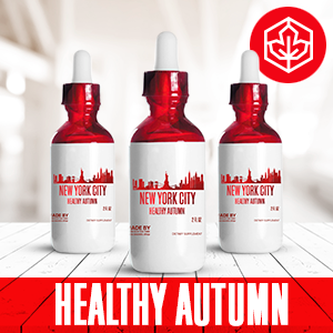 New York City Healthy Tincture, Herbal Extract Supplement for Optimal Human Health