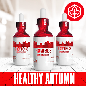 Providence Healthy Tincture, Herbal Extract Supplement for Optimal Human Health