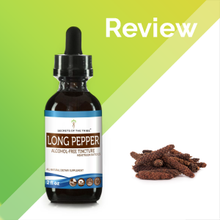 Load image into Gallery viewer, Long Pepper Tincture Extract, Organic (Piper Longum) Dried Pepper - secretsofthetribe