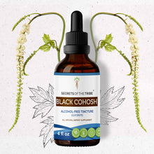 Load image into Gallery viewer, Black Cohosh Tincture