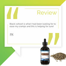 Load image into Gallery viewer, Black Cohosh Tincture Extract, Organic Cimicifuga Racemosa Promotes Women's Health - secretsofthetribe