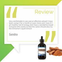 Load image into Gallery viewer, Ceylon Cinnamon Tincture Extract, Organic Cinnamomum Verum Promotes Skin Health Rich in Antioxidants - secretsofthetribe