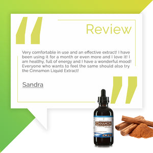 Ceylon Cinnamon Tincture Extract, Organic Cinnamomum Verum Promotes Skin Health Rich in Antioxidants - secretsofthetribe