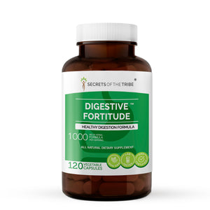 Digestive Fortitude Capsules. Healthy Digestion Formula