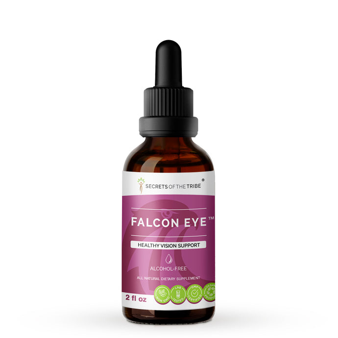 Falcon Eye Extract. Healthy Vision Support