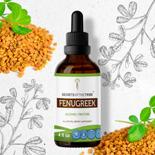 Load image into Gallery viewer, Fenugreek Tincture Extract, May Possess Antidiabetic Properties - secretsofthetribe
