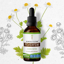 Load image into Gallery viewer, Feverfew Tincture