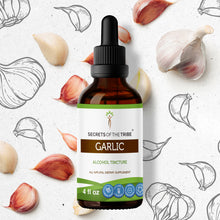 Load image into Gallery viewer, Garlic Tincture