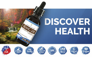 Huang Qin Tincture Extract, May Help your Body Cope with Stress and Anxiety - secretsofthetribe