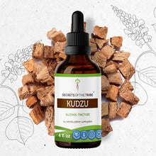 Load image into Gallery viewer, Kudzu Tincture Extract, Organic Pueraria Lobata May Help Reduce Menopausal Symptoms - secretsofthetribe