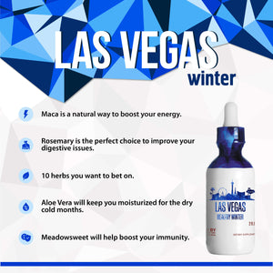 Las Vegas Healthy Tincture, Herbal Extract Supplement for Optimal Human Health - secretsofthetribe