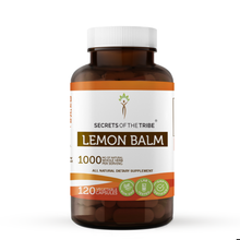 Load image into Gallery viewer, Lemon Balm Capsules