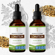 Load image into Gallery viewer, Lomatium Tincture