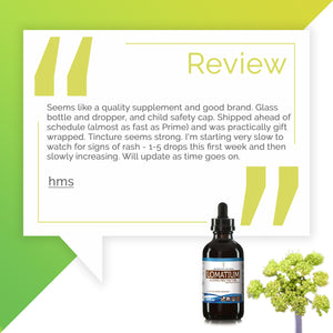 Lomatium Tincture Extract, Wildcrafted Dissectum May Help Strengthen the Immune System - secretsofthetribe