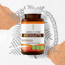Load image into Gallery viewer, Mesquite Capsules