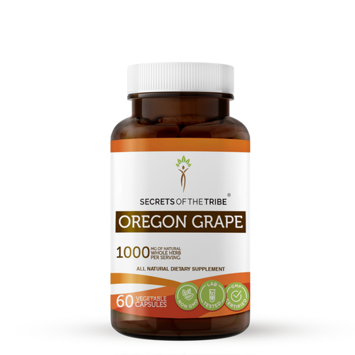 Oregon Grape Capsules
