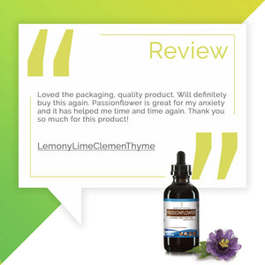 PassionflowerTinctureReview
