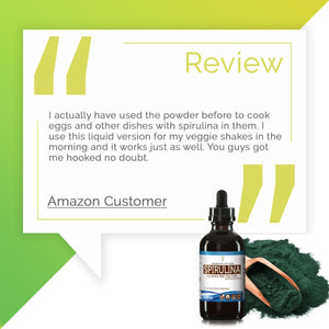 SpirulinaTinctureReview