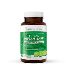 Load image into Gallery viewer, Tribal Inflam-ease Capsules. Intestinal Comfort Formula