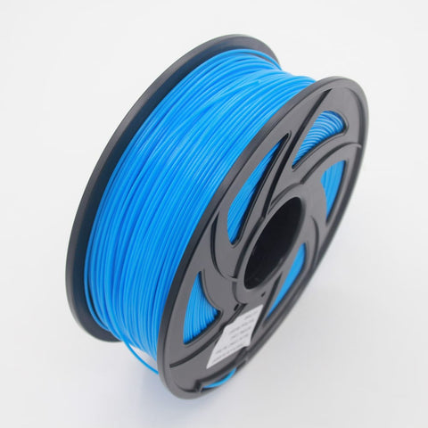3D printer filaments, PLA filaments, ABS filaments, TPU filaments, PETG filaments