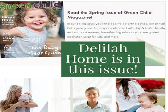 Create an Organic Safe Haven with Delilah Home from Green Child Magazine