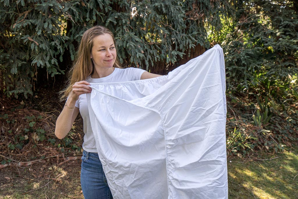 full fitted sheet