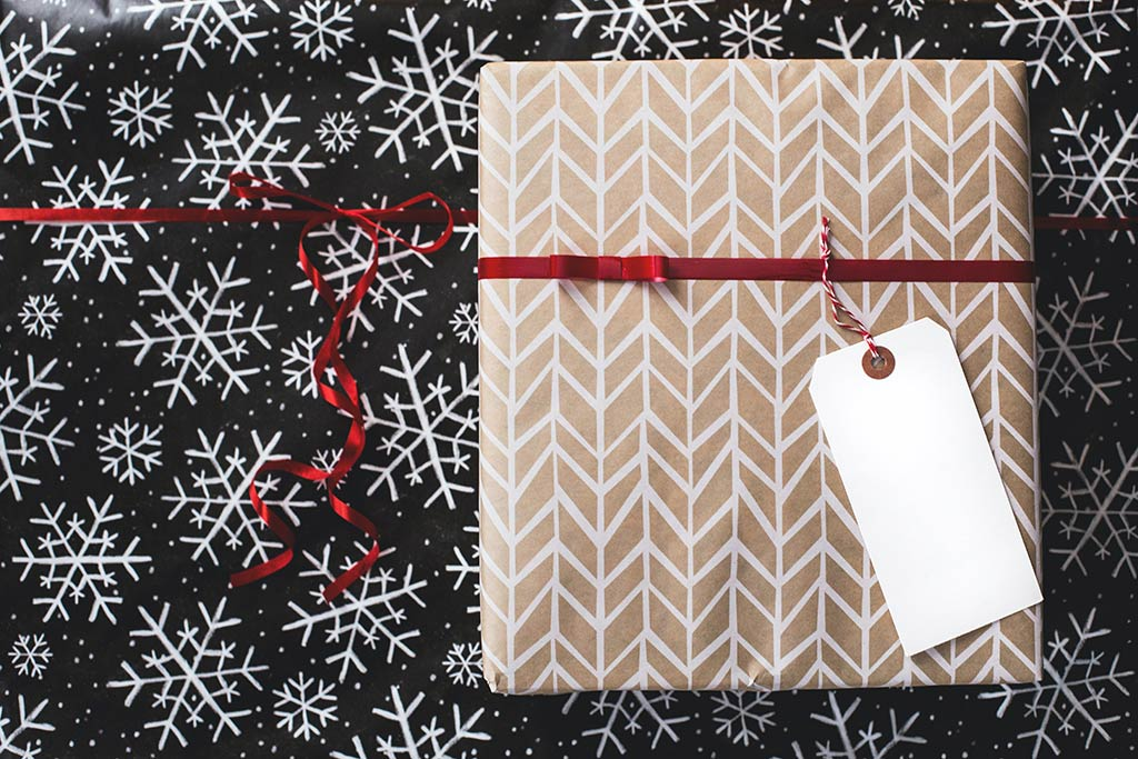 sustainable gifts for holidays