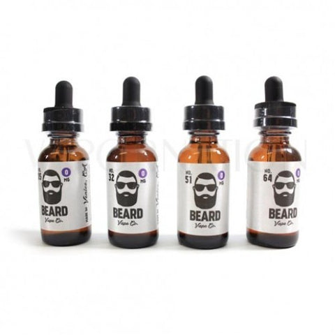 Beard Vape Co Ejuice | Beard Vape E-liquid | Beard EJuice