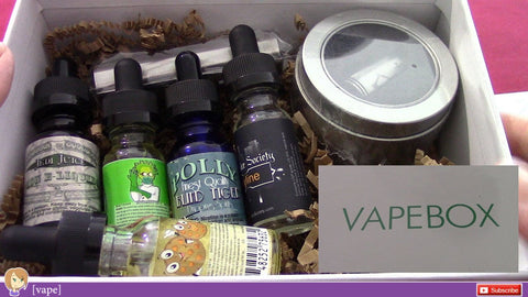 FEATURE | VAPE JUICES ELIQUID HARDWARE