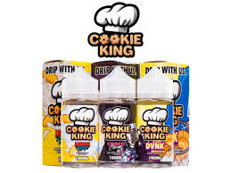 Cookie King eJuice | Dripmore E-Liquids