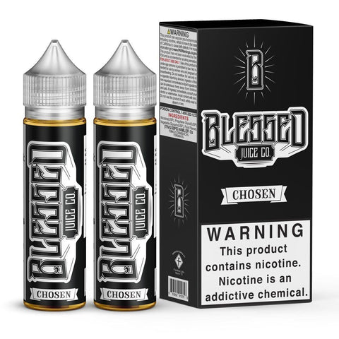 Blessed Juice Co | BLESSED JUICE CO. Chosen E-Liquid