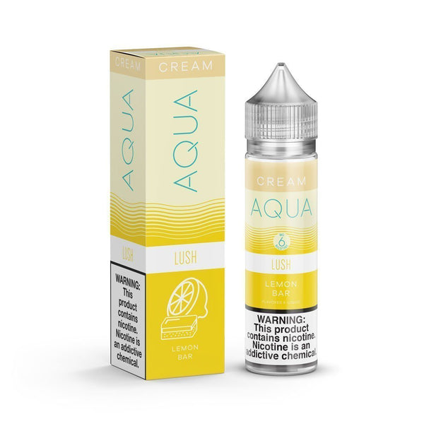 AQUA CREAM | Lush 60ML eLiquid