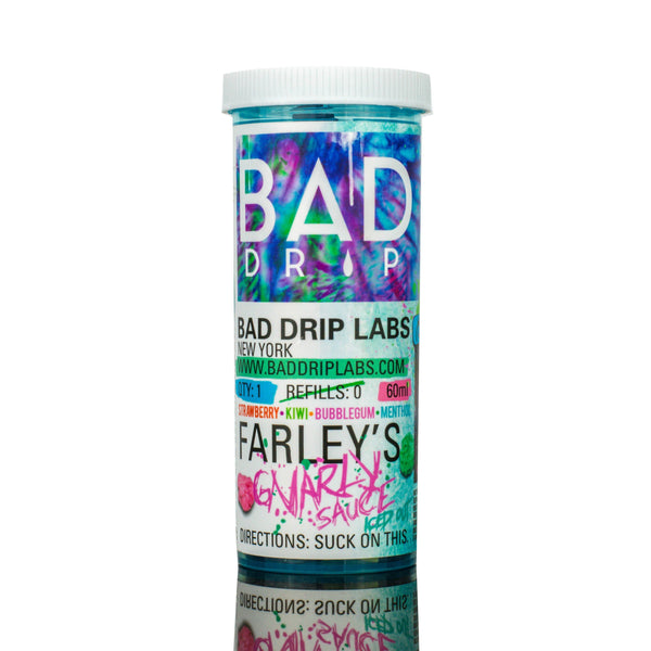 BAD DRIP LABS | Farley's Gnarly Sauce Ice Out eLiquid
