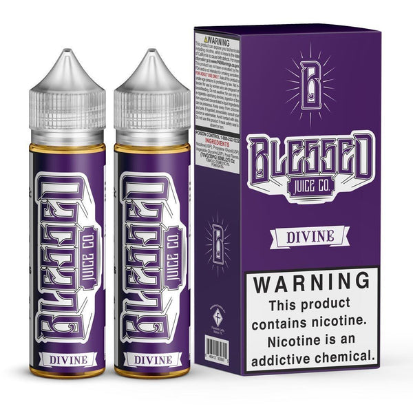 BLESSED | Divine 120ML eLiquid