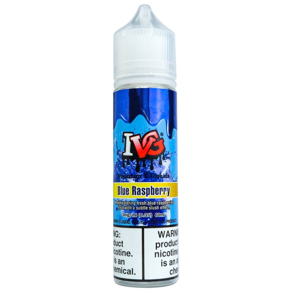 IVG PREMIUM | Blue Raspberry 60ML eLiquid