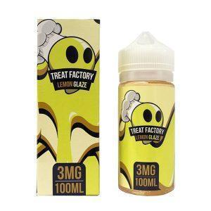 TREAT FACTORY | LEMON GLAZE Eliquid