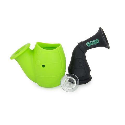 OOZE | SAX Silicone Water Pipe