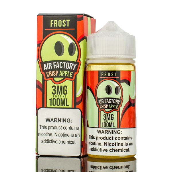 FROST FACTORY | Crisp Apple eLiquid