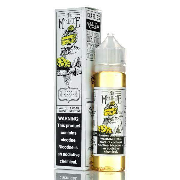 Charlie's Chalk Dust | Mr Meringue eLiquid
