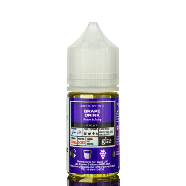 GLAS BASIX Nic Salts | Grape Drink eLiquid