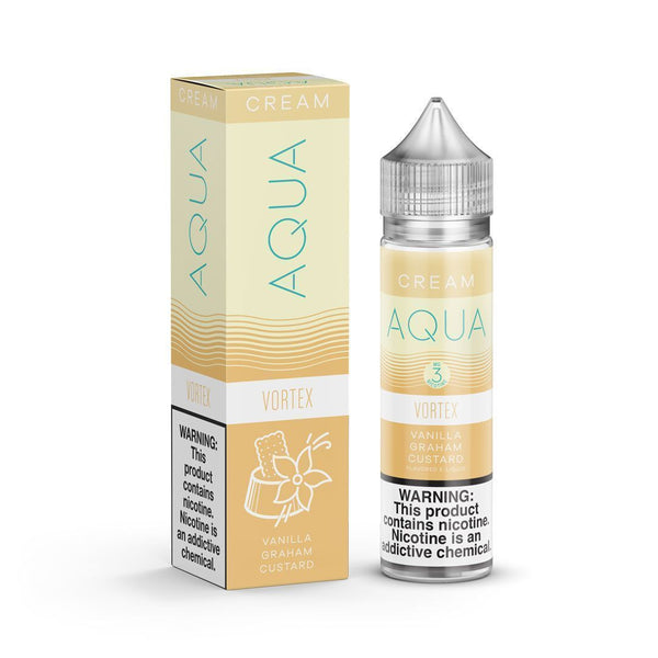 AQUA CREAM | Vortex 60ML eLiquid